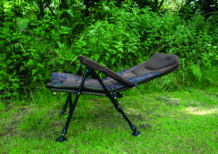 Skills Camo Relax Chair Adjustable Side 3