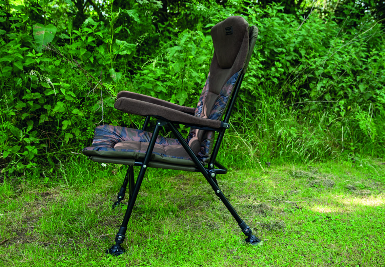 Skills Camo Relax Chair Adjustable Side